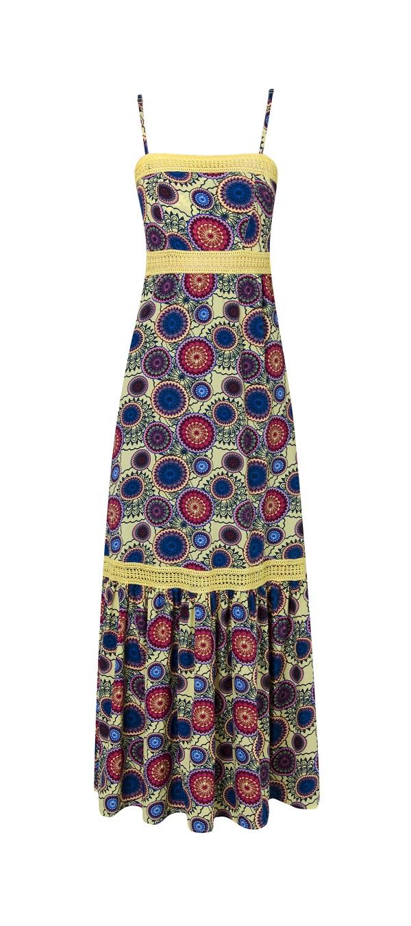 Vestido longo R$ 149,95